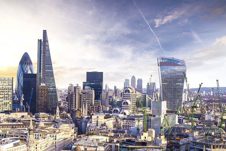 Ambitious environmental building target for London