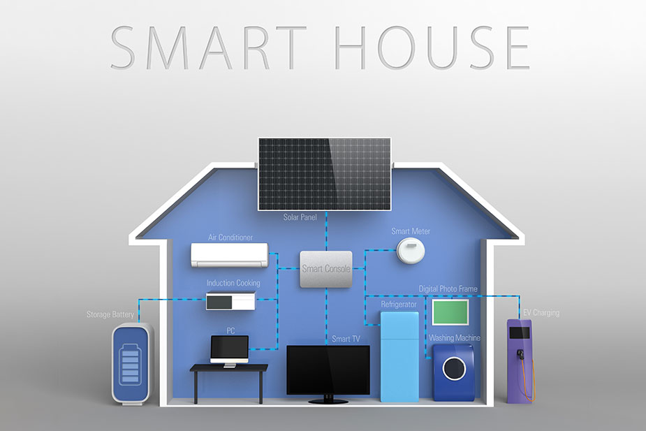 BSRIA predict growth in the smart home/light commercial market
