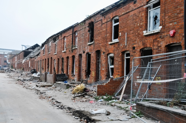 Derelict land could provide one million new homes