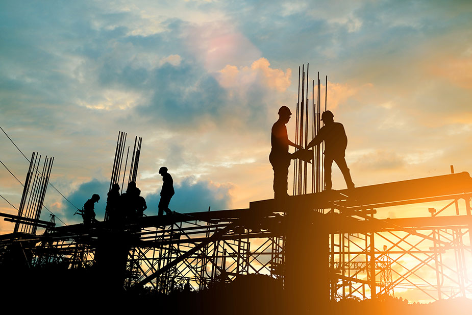 Government publishes report on construction and asks for submissions