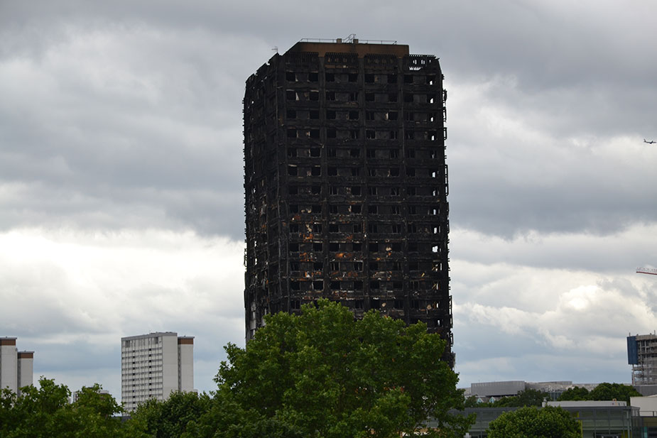 Grenfell reveals more fire safety issues