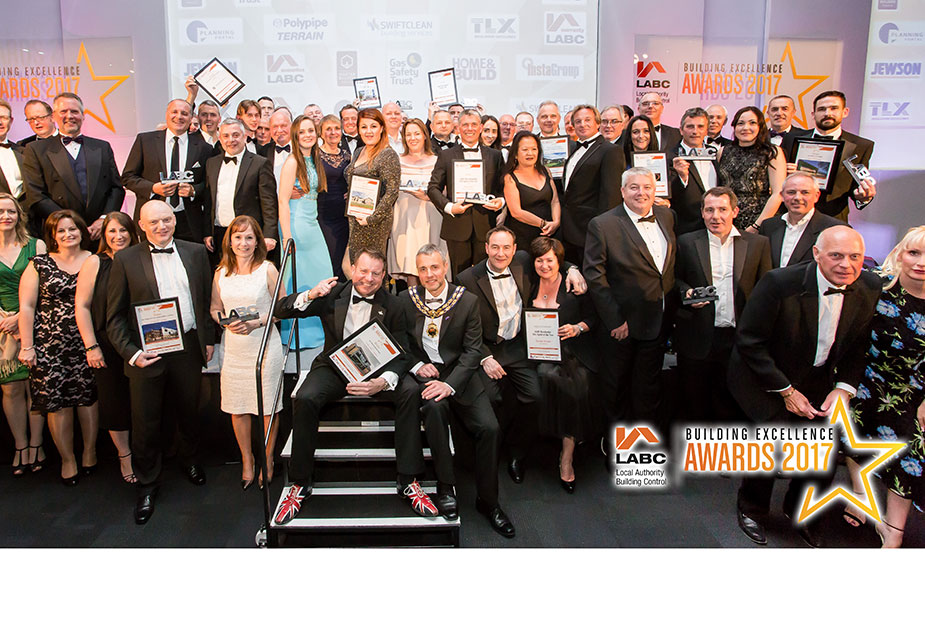 LABC Building Excellence Awards North West 2017