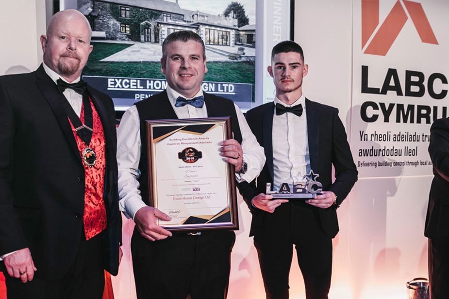 LABC South Wales Awards - Best Extension or alteration to an existing home