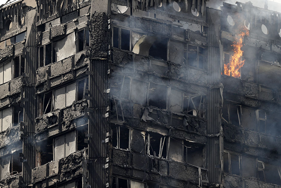 Landlords hiding potentially dangerous cladding from government