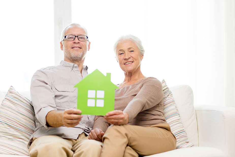Older generation have an increasing impact on the housing market