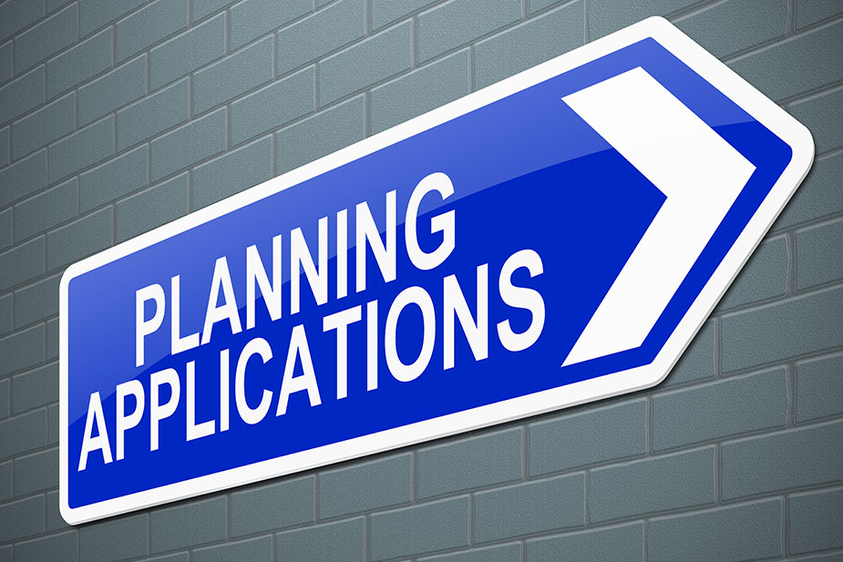 Planning permission success depends on location