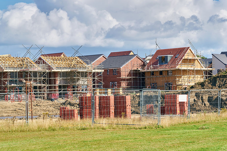 Record levels of house building approvals for 2017