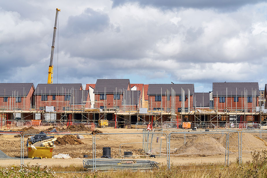 The troubling decline of house building in Scotland
