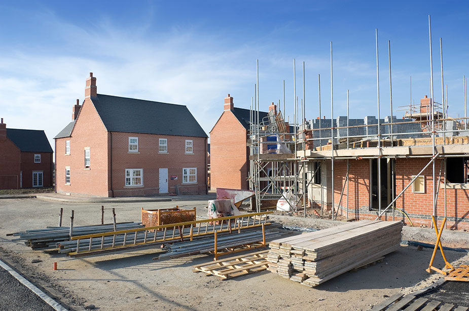 Theresa May faces challenge as housebuilders step back